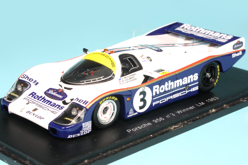 43LM83S スパーク 1/43 ポルシェ...