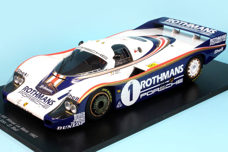 18LM82S スパーク 1/18 ポルシェ...